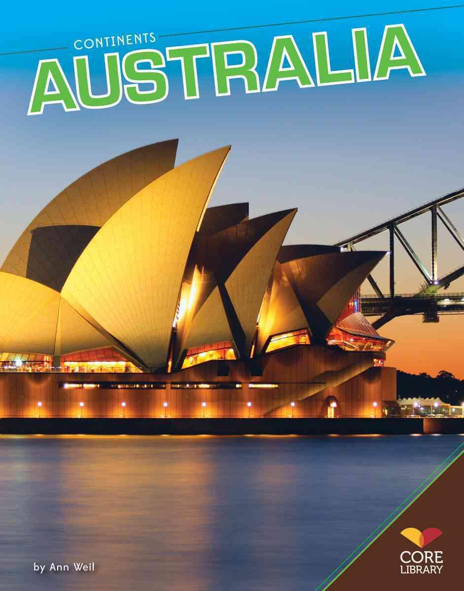 Australia By Weil, Ann