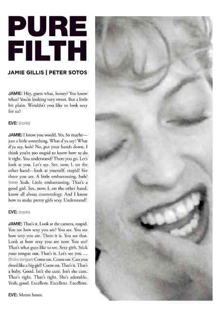Pure Filth By Sotos, Peter/ Gillis, Jamie (INT)